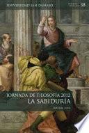 Jornada de filosofía 2012. La sabiduría