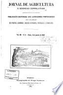 Jornal de agricultura e sciencias correlativas