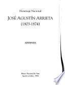 José Agustín Arrieta, 1803-1874