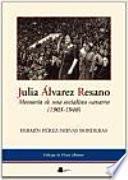 Julia Álvarez Resano