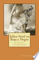 Julien Sorel En Rojo y Negro