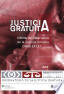 Justicia Gratuita