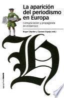 La aparición del periodismo en Europa