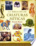 La Biblia de las criaturas míticas