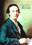 La biblioteca de José Nicolás de Azara