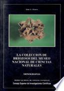 La colección de briozoos del Museo Nacional de Ciencias Naturales
