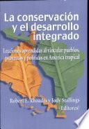 La conservación y el desarrollo integrado