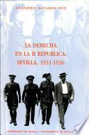 La derecha en la II República