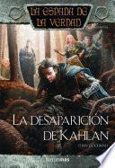 La desaparición de Kahlan