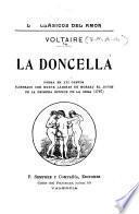 La Doncella. Poema en XXI. cantos, ilustrado con nueve laminas de Moreau el Joven de la primera edicion de la obra (1787).