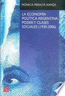 La economía política argentina