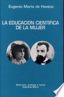 La educación científica de la mujer