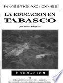 La educación en Tabasco