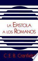 La Epistola a los Romanos