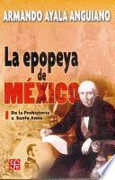 La epopeya de México