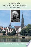 La Filosofía y La Teoría de La Relatividad de Einstein