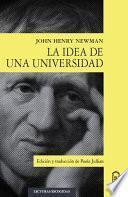 La idea de una universidad