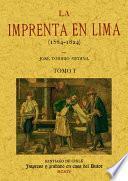 La imprenta en Lima