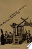 La impresión y el comercio de libros en la Sevilla del quinientos