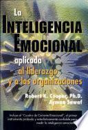 La inteligencia emocional aplicada al liderazgo y a las organizaciones