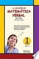 La Leccion de Mathematica Verbal 1