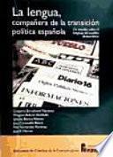 La lengua, compañera de la transición política española
