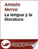 La lengua y la literatura