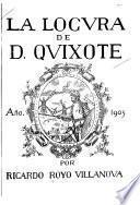 La locura de D. Quixote