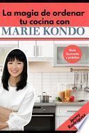 La magia de ordenar tu cocina con Marie Kondo