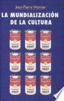 La mundialización de la cultura