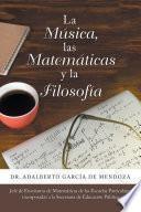 La Música, Las Matemáticas Y La Filosofía