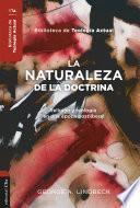 La naturaleza de la doctrina