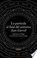 La partícula al final del universo