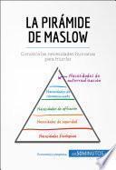 La pirámide de Maslow