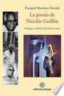 La poesía de Nicolás Guillén