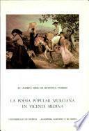 La poesía popular murciana en Vicente Medina
