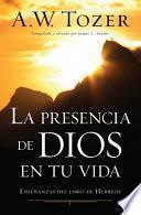 La presencia de Dios en tu vida