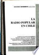 La radio popular en Chile