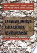 La revista jurídica en la cultura contemporanea