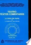 La Rosa de papel de D. Ramón del Valle-Inclán