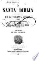 La Santa Biblia