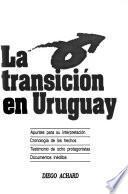 La transición en Uruguay