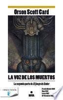 La voz de los muertos (Saga de Ender 2)
