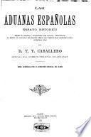 Las Aduanas españolas
