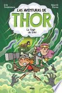 Las aventuras de Thor#2. La fuga de Loki