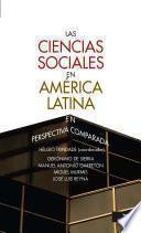 Las ciencias sociales en América Latina en perspectiva comparada