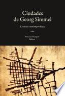 Las ciudades de George Simmel