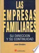 Las Empresas Familiares / Family Businesses