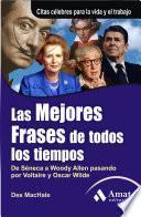 LAS MEJORES FRASES DE TODOS LOS TIEMPOS 3ED