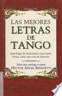 Las mejores letras de tango